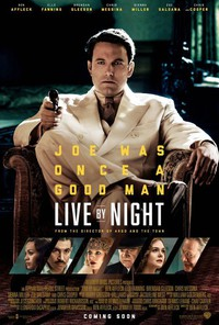 Live by Night main cover