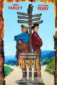 Almost Heroes main cover