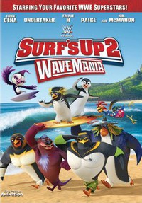 Surf's Up 2: WaveMania main cover