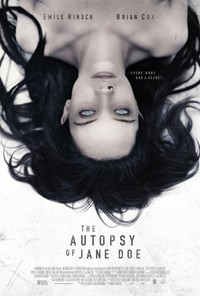 The Autopsy of Jane Doe main cover