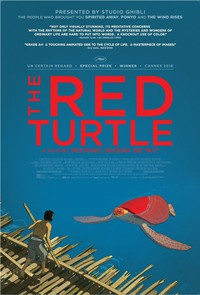 The Red Turtle main cover