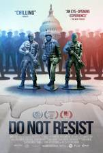 Do Not Resist movie cover