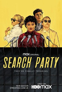 Search Party movie cover