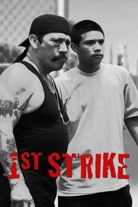 1st Strike main cover