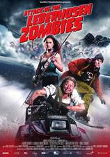 Attack of the Lederhosen Zombies movie cover