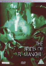 The Brides of Fu Manchu movie cover