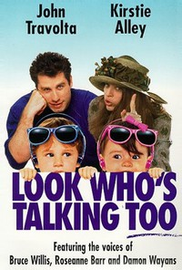 Look Who's Talking Too main cover