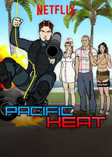 Pacific Heat movie cover