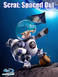 Scrat: Spaced Out main cover