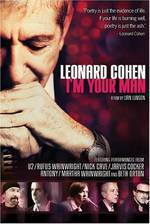 leonard_cohen_i_m_your_man movie cover