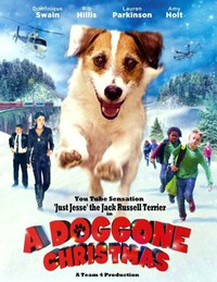 A Doggone Christmas main cover