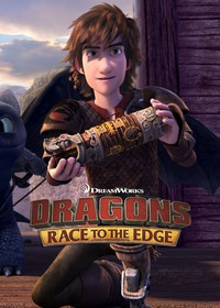 Dragons: Race to the Edge movie cover