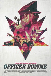Officer Downe main cover