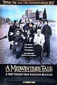 A Midwinter's Tale (In the Bleak Midwinter) main cover