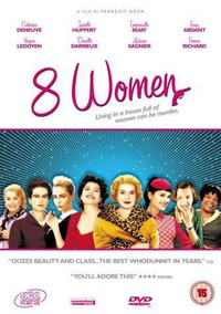 8 Women main cover