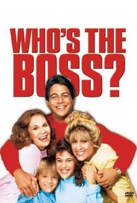 Who's the Boss? movie cover