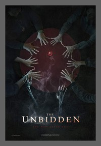 The Unbidden main cover