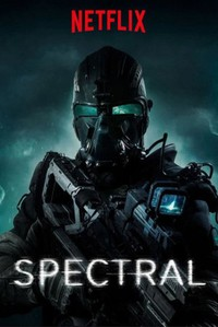 Spectral main cover