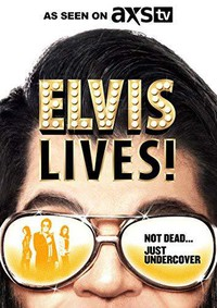 Elvis Lives! main cover
