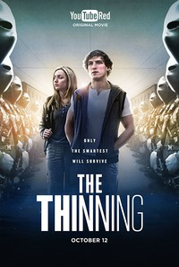 The Thinning main cover