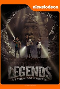 Legends of the Hidden Temple main cover