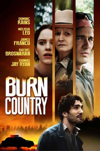 Burn Country main cover