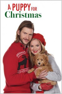 A Puppy for Christmas main cover