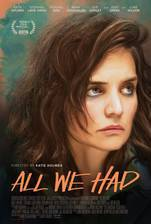 all_we_had movie cover