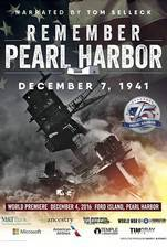 Remember Pearl Harbor movie cover