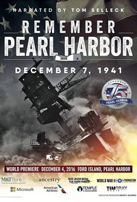 Remember Pearl Harbor main cover