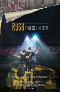 Rush: Time Stand Still main cover