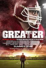 greater movie cover
