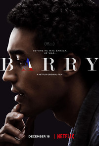 Barry main cover