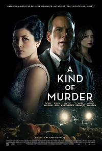 A Kind of Murder main cover