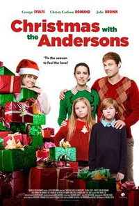 Christmas with the Andersons main cover