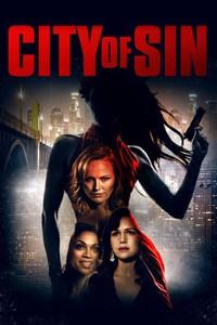 City of Sin main cover