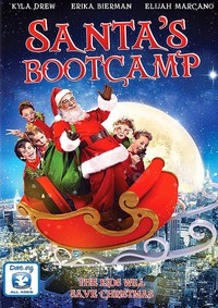 Santa's Boot Camp main cover