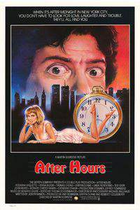 After Hours main cover