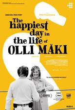 The Happiest Day in the Life of Olli Maki movie cover