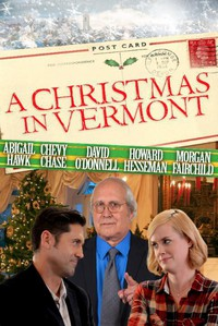 A Christmas in Vermont main cover