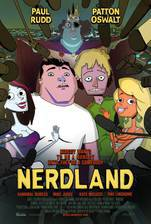 nerdland movie cover