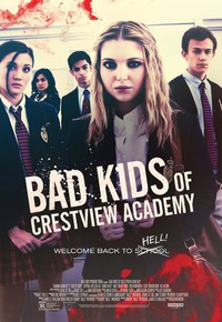 Bad Kids of Crestview Academy main cover