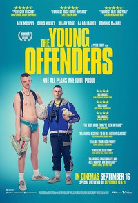 The Young Offenders main cover