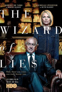 The Wizard of Lies main cover