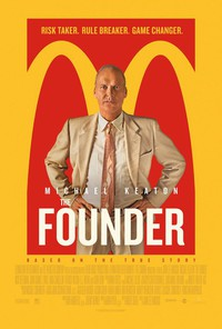 The Founder main cover