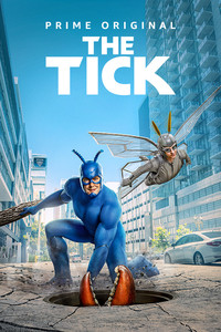 The Tick movie cover