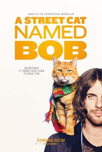A Street Cat Named Bob main cover