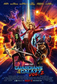Guardians of the Galaxy Vol. 2 main cover