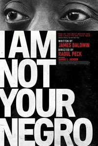 I Am Not Your Negro main cover