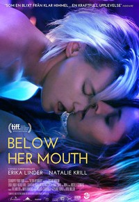Below Her Mouth main cover
